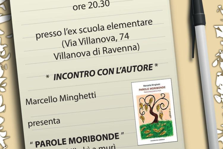 Incontro con l'autore – Marcello Minghetti